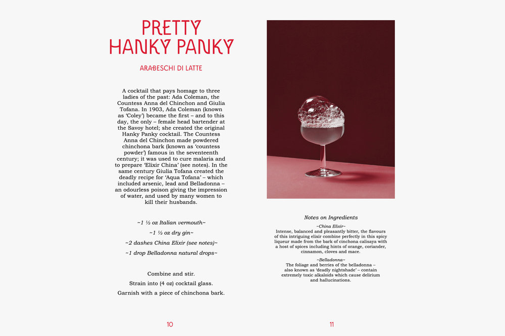 Recipe from The Brompton Cocktail book