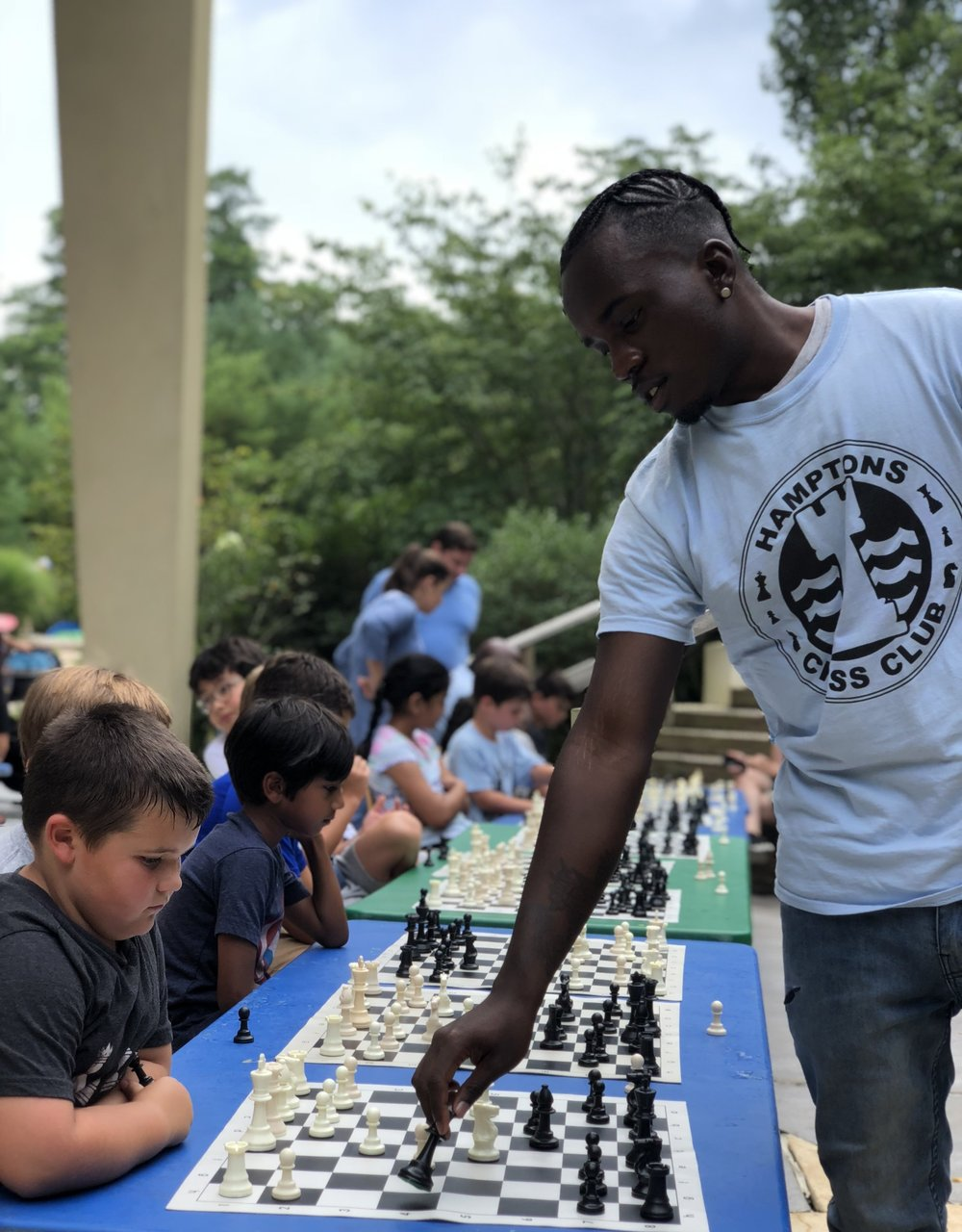 Hamptons Chess