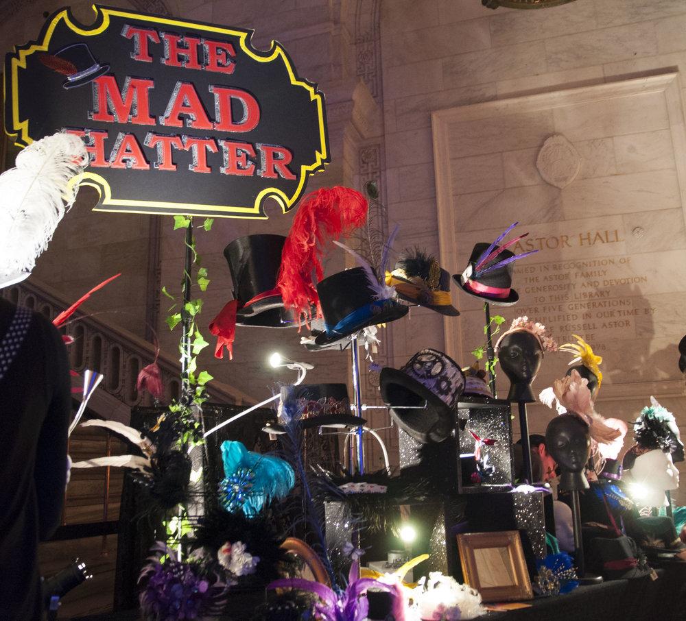 """The Mad Hatter"" Pop-Up Shop"