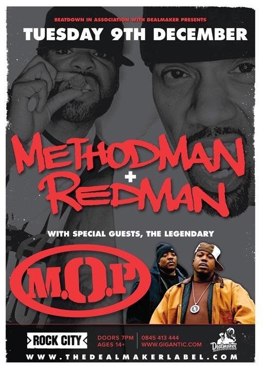 Gangsta Wraps Method Man Redman M.O.P Legends of Rap.jpg