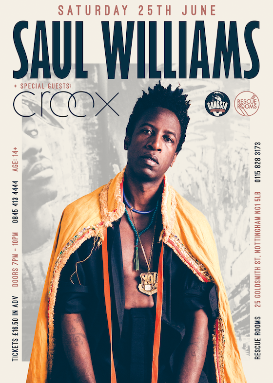 Saul Williams Gangsta Wraps Legends of Wrap.png