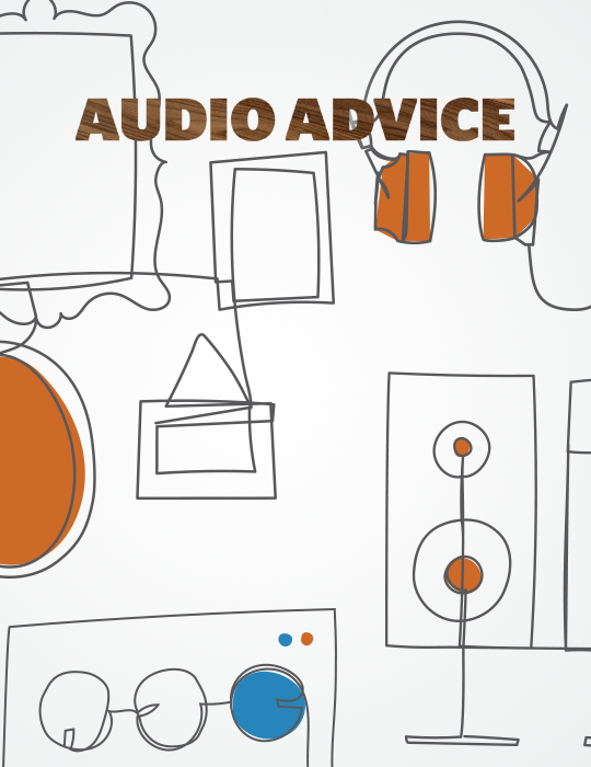 AUDIO ADVICE WEBSITE