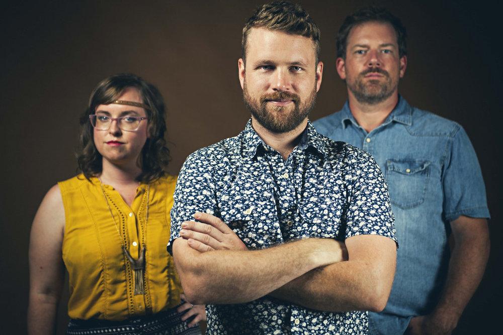Jon Stickley Trio - www.jonstickley.com