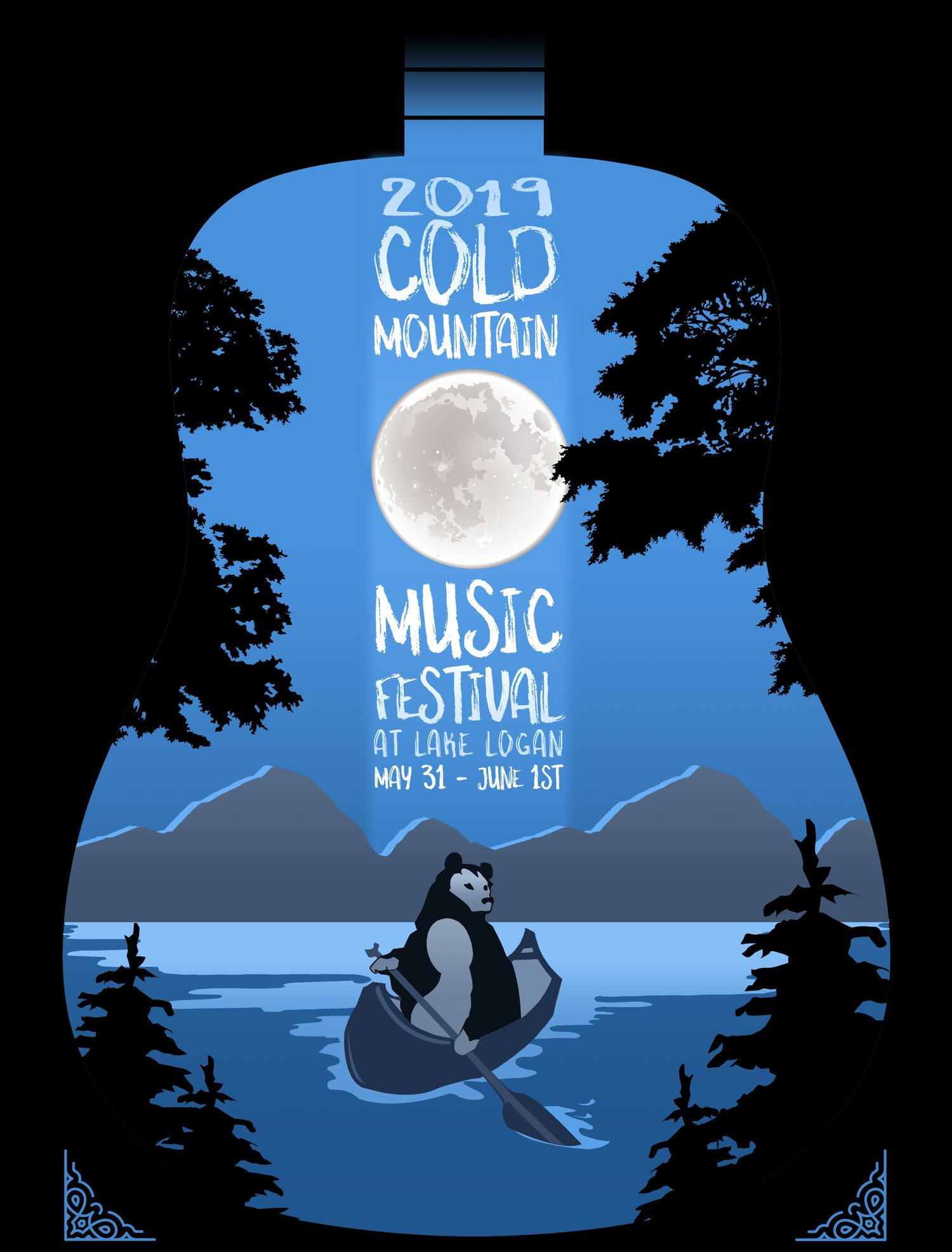 Cold Mountain Music at Lake Logan