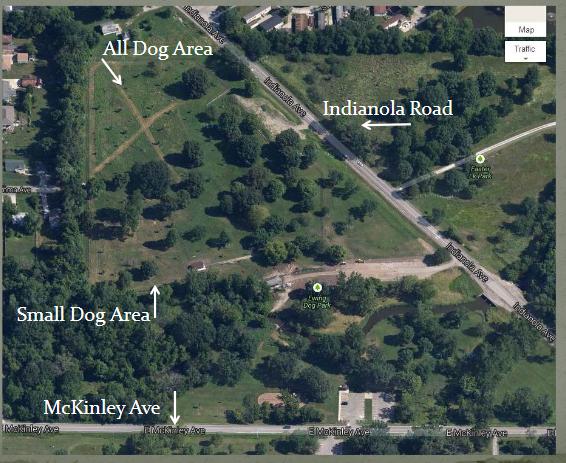 Ewing Dog Park