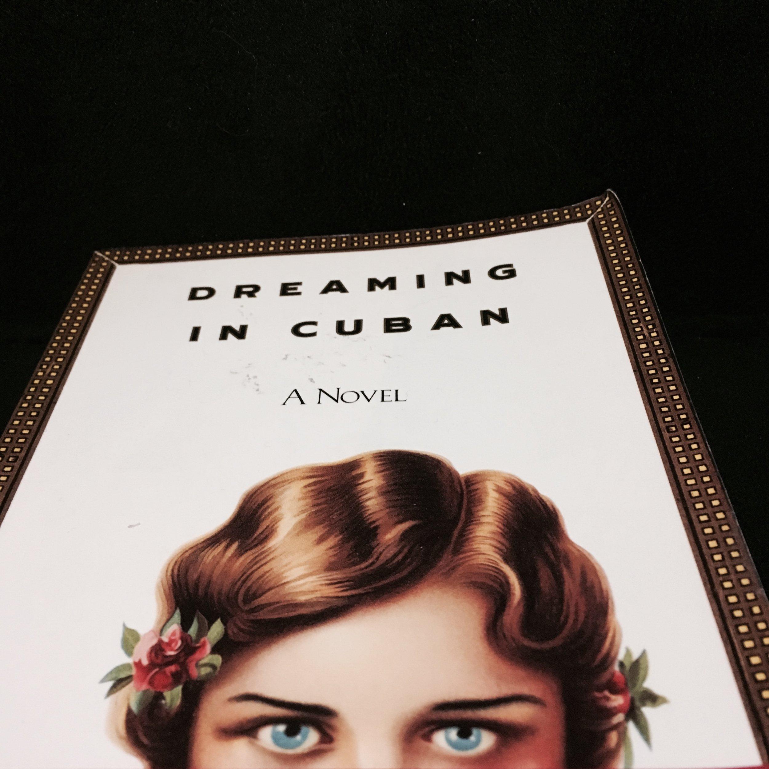 Dreaming In Cuban Book
