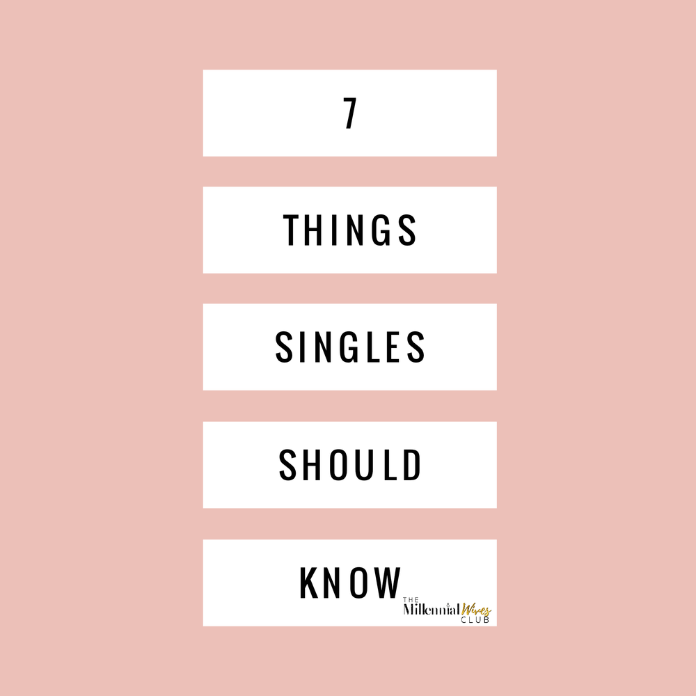 7thingssinglesshouldknow