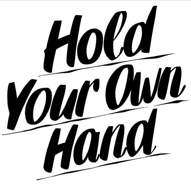 holdyourownhand