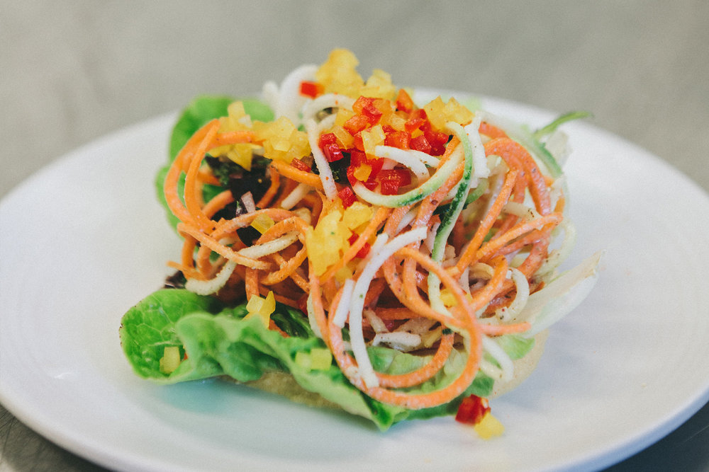 Brightening up your plate is a great way to brighten up your energy.
