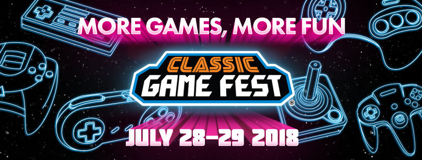 Classic Game Fest Returns to Austin, so here's our Top 5 Favorite