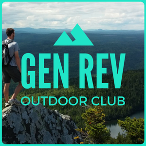 A club exploring the outdoors, enjoying friends, and encountering the Creator.