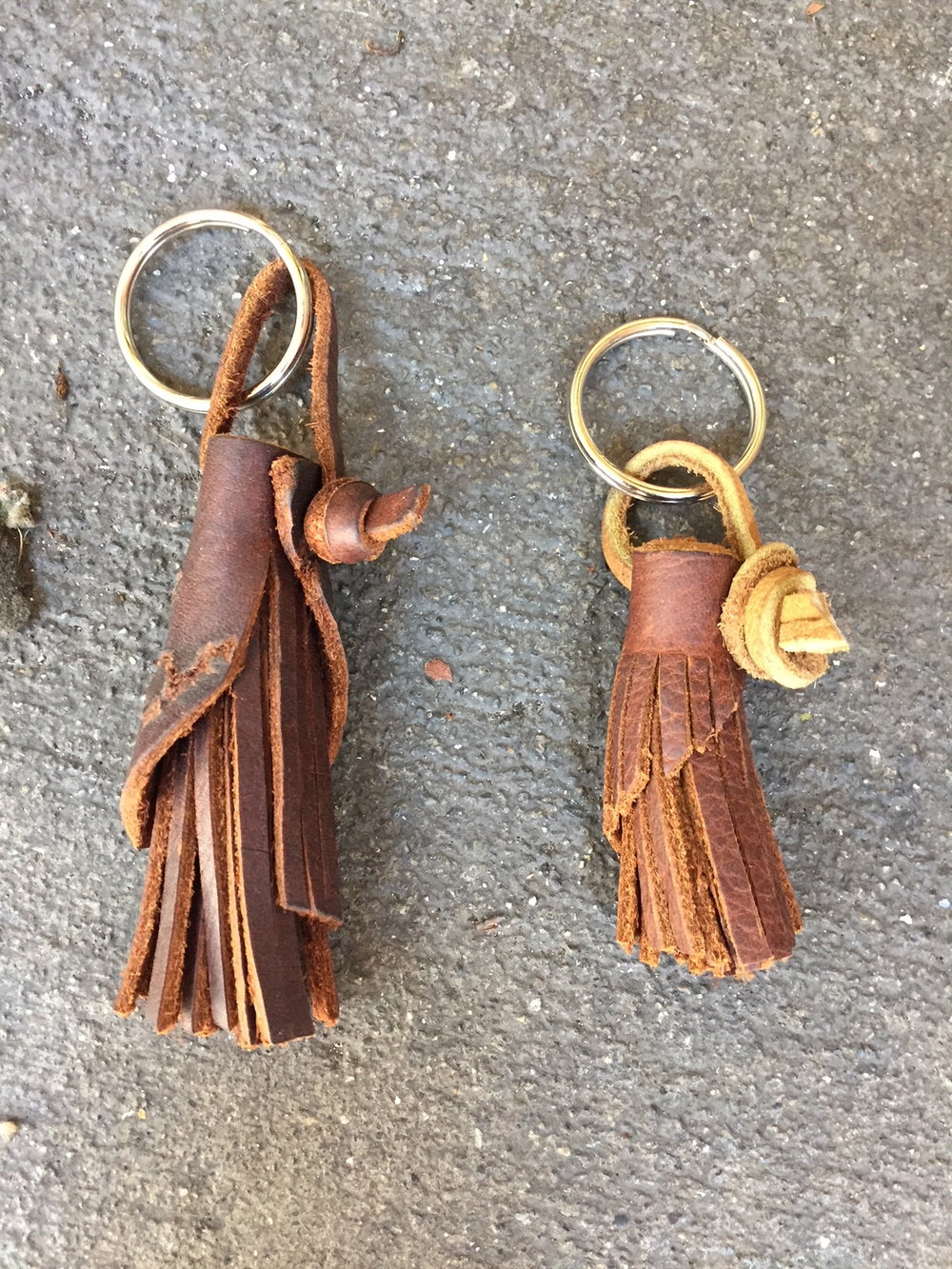 fringe key chains.jpg