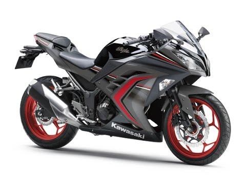 2017 Kawasaki Ninja 250