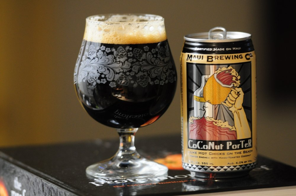 CoCoNut PorTer | Photo by Adam Barhan