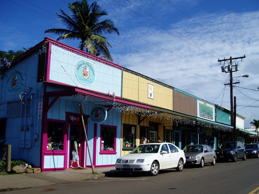 Paia Storefronts |  Travis Thurston