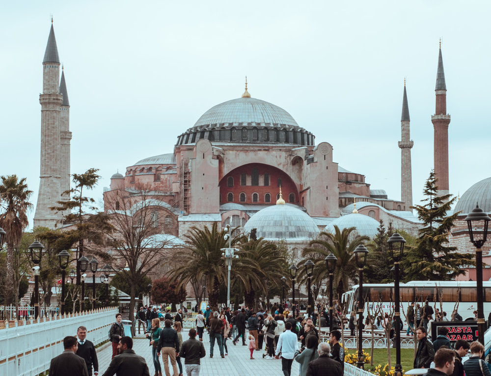 Hagia Sophia | Istanbul