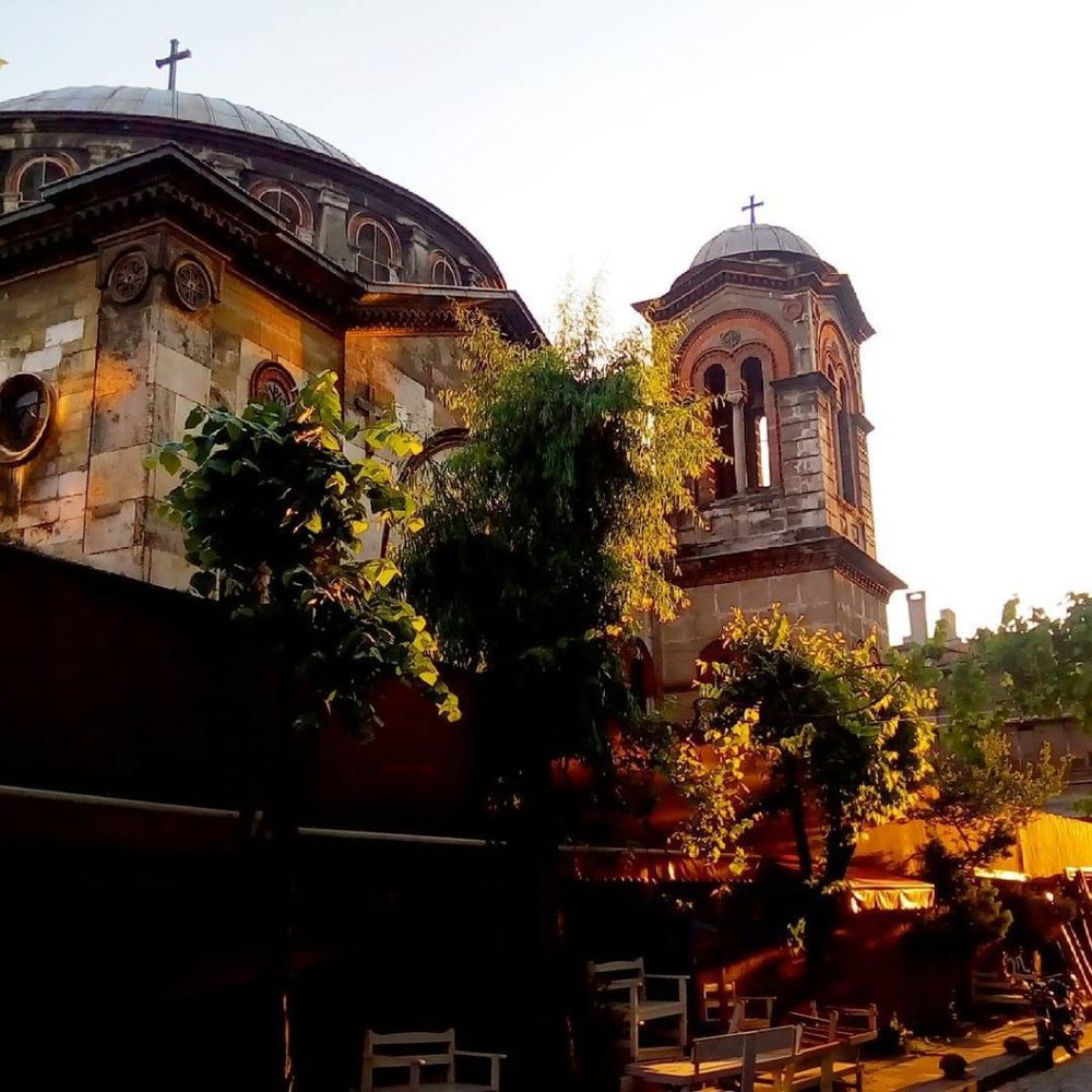 Ana Meryem Kilise | Mother Mary Church