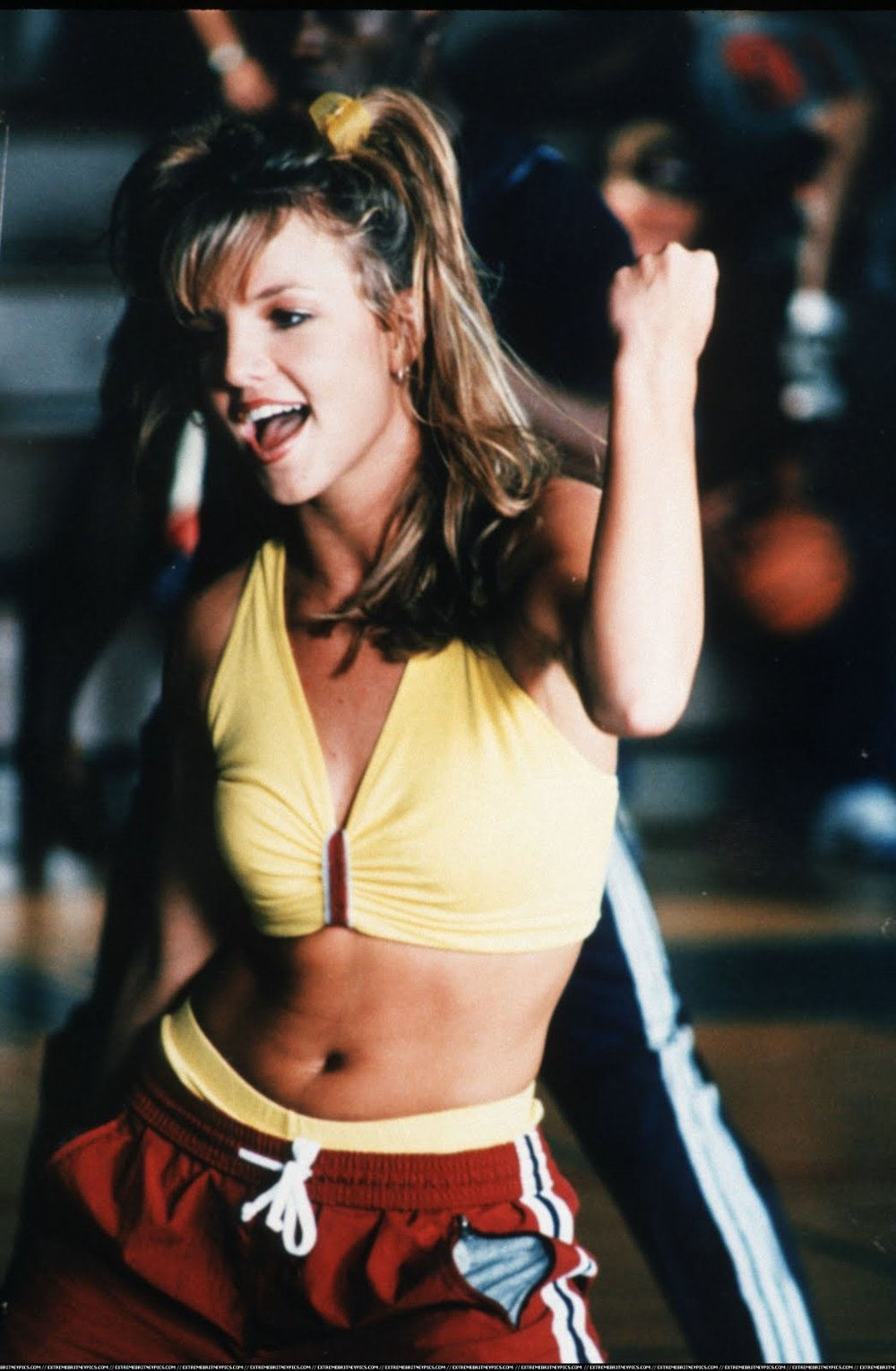 """From the """"...Baby One More Time"""" video"""