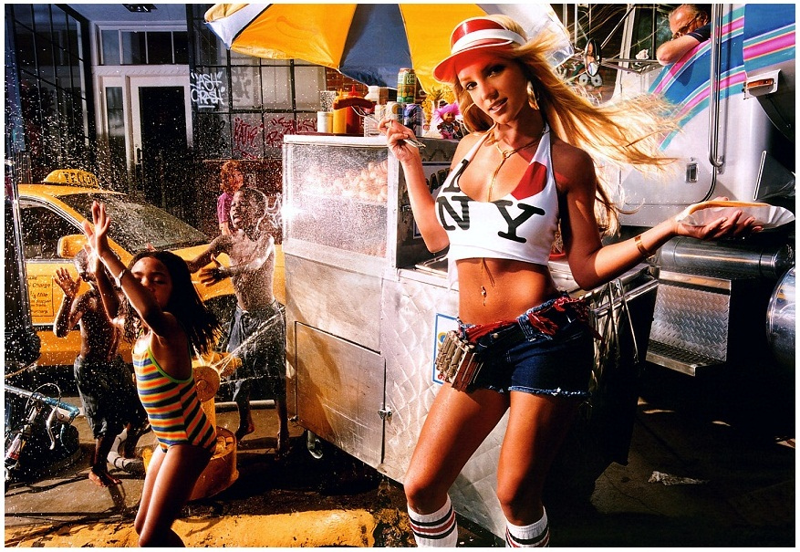 David LaChapelle, Rolling Stone, 1999