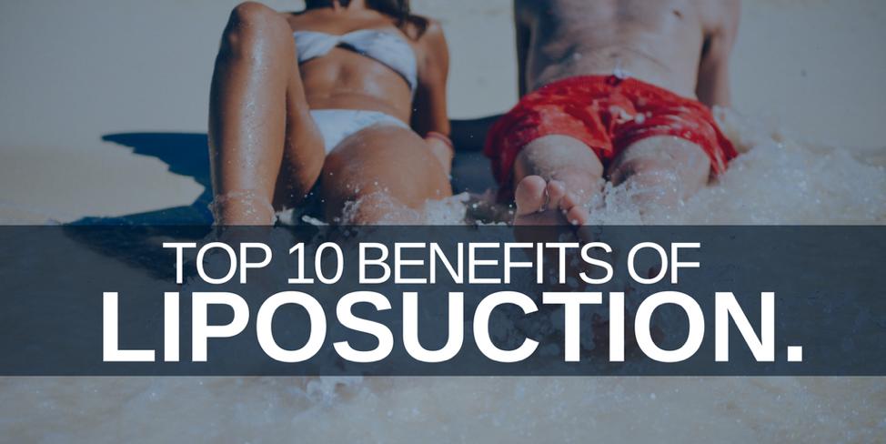 Top 10 Benefits of Liposuction