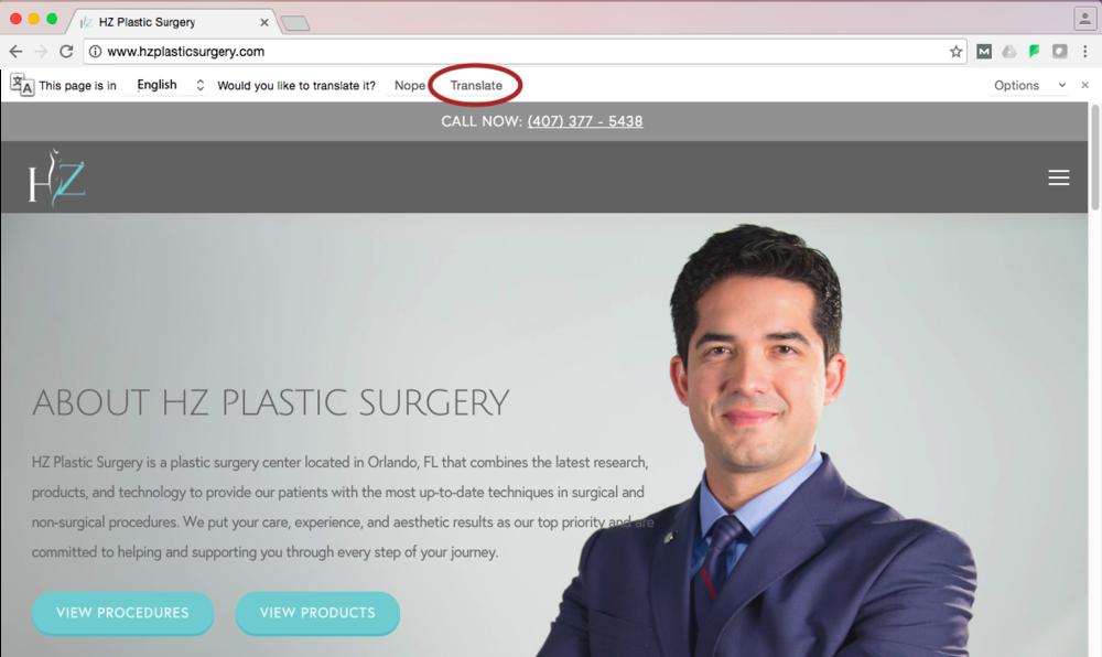 plastic surgery orlando