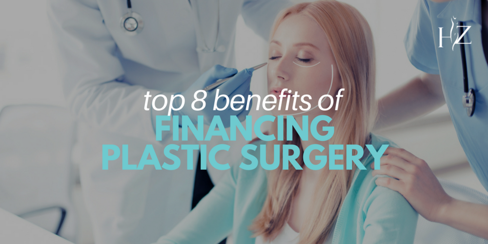 8 benefits of financing plastic surgery, plastic surgery financing options