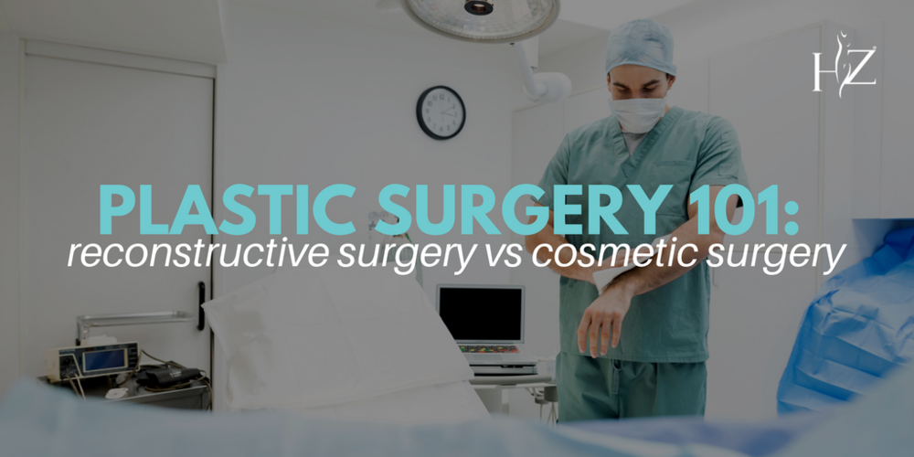 reconstructive surgery, cosmetic plastic surgery, what is reconstructive surgery