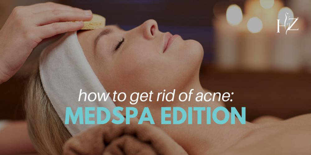 med spa treatments, acne facial treatments, what is a medspa, medical spa orlando