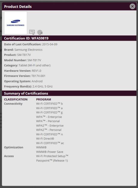 Samsung-Galaxy-Tab-S-2-9.7-receives-its-Wi-Fi-certification
