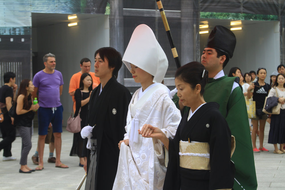 Yoyogi Wedding