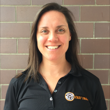 Dr. Kerri Kramer Webb MSPT, DPT Physical Therapist Fast Track Founder