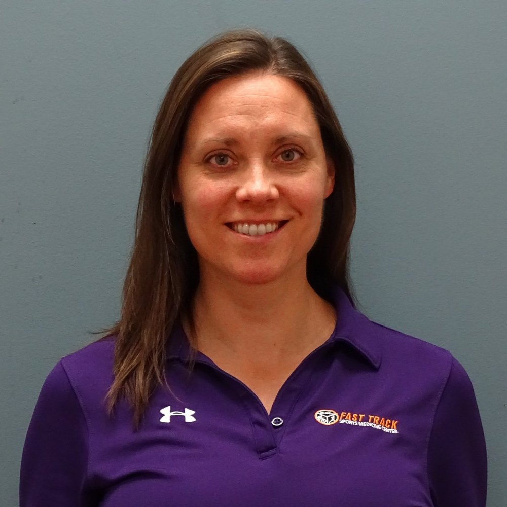Dr. Kerri Kramer Webb MSPT, DPT Physical Therapist Fast Track Founder