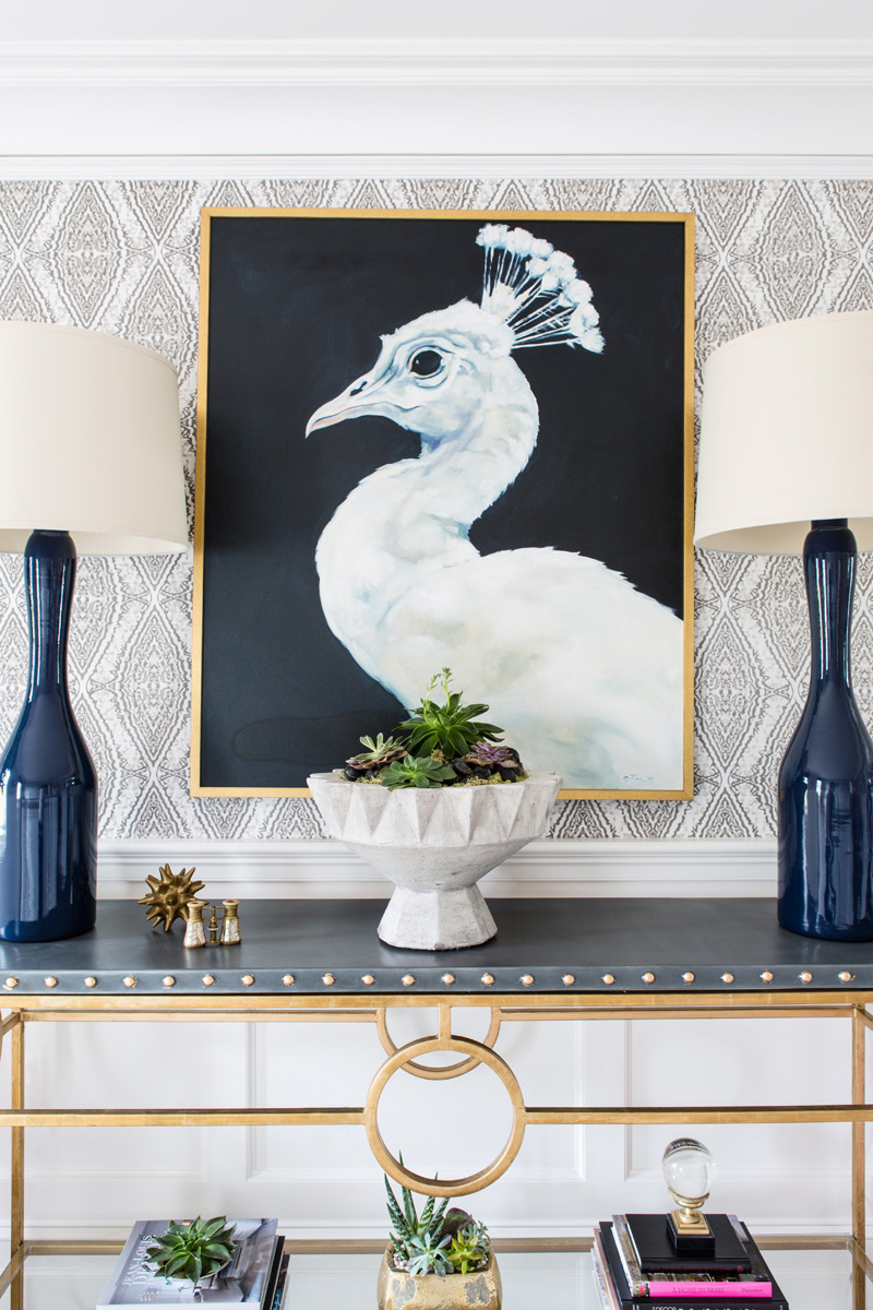 Pamela Harvey Interior Design | 2016 DC Designer Showhouse