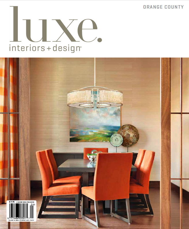 Luxe Interiors Design Magazine Thank You Amy Meier