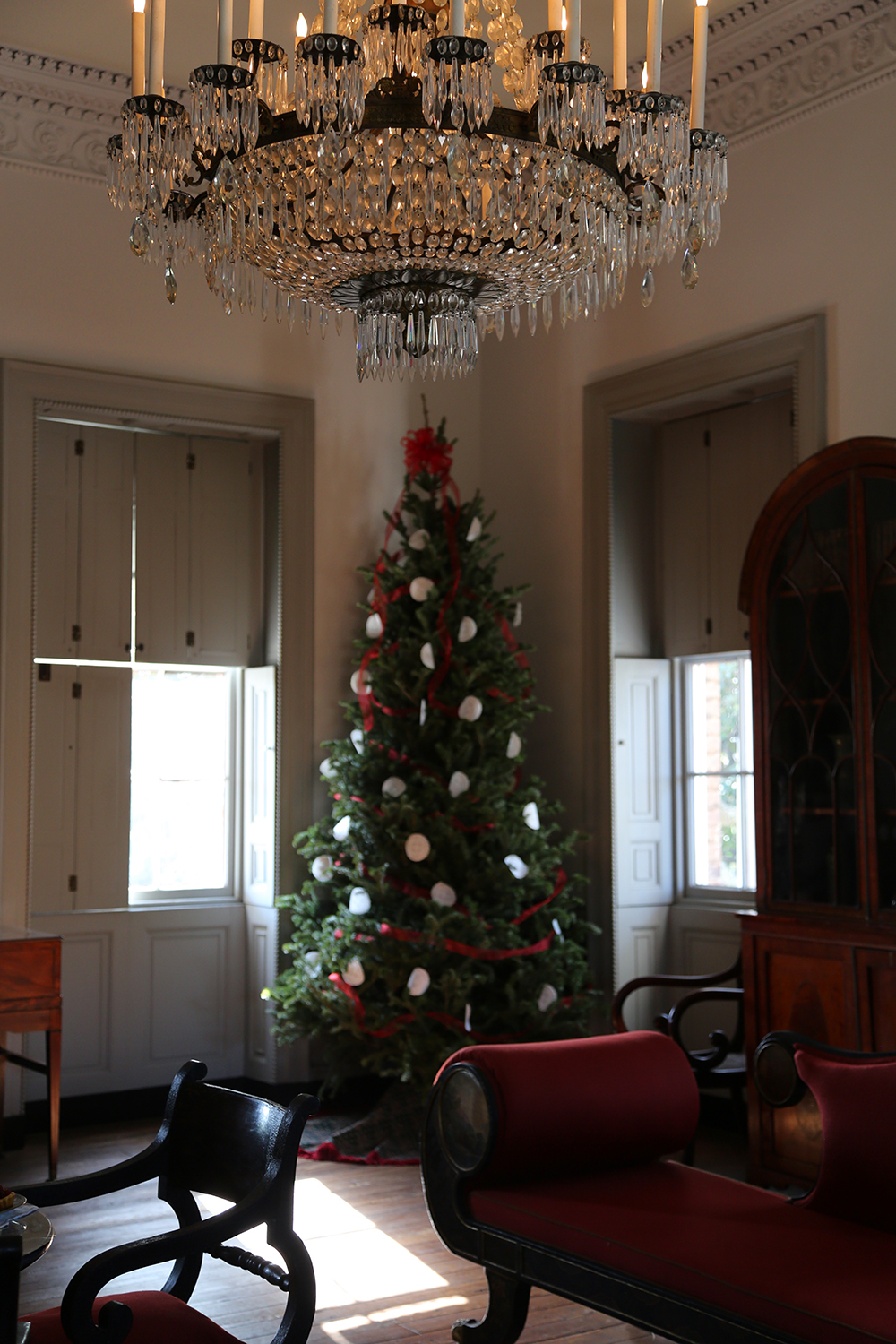 Amy Meier Manigault House formal room