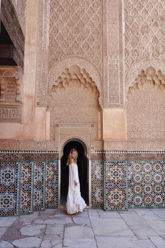 Marrakech, Morocco  Credit:  Ohhcouture.com