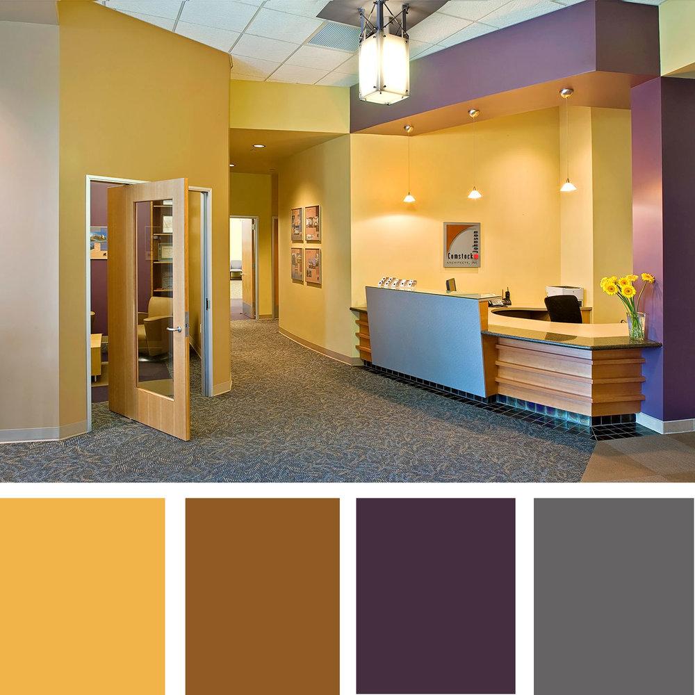 Analogous Color Scheme.