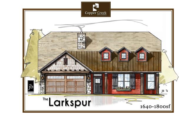 The Larkspur