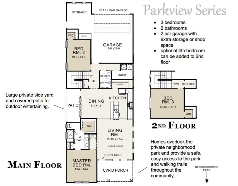 meadowlark floorplan