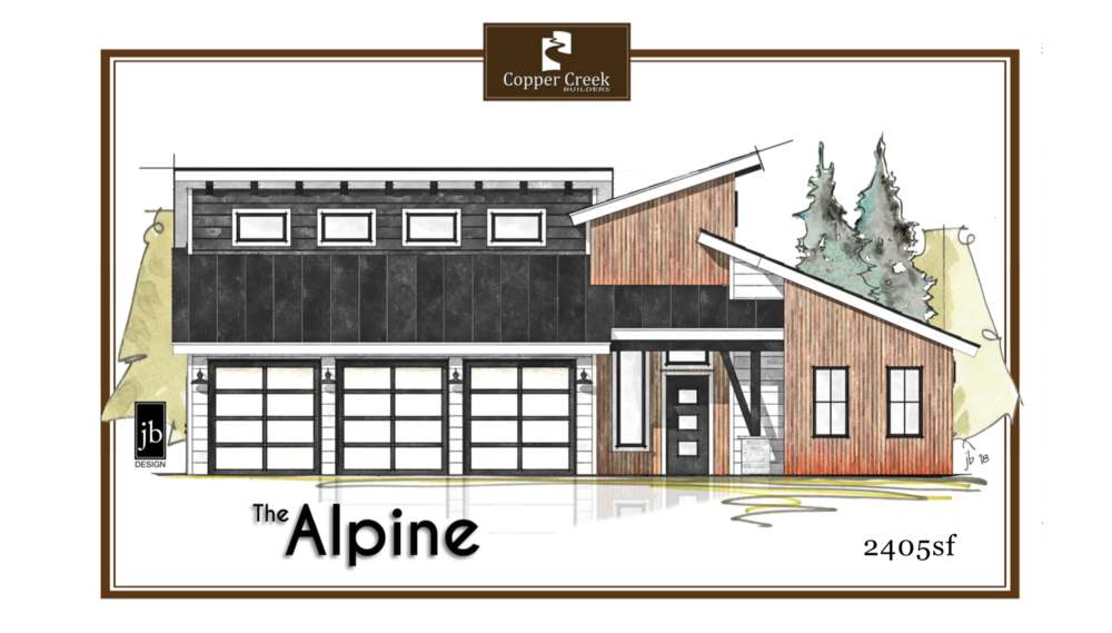 2018 Parade Of Homes - Copper Creek - The Alpine