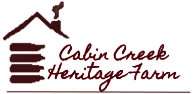 Cabin Creek Heritage Farm