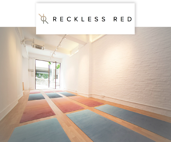 "Reckless Red, ""Kita Yoga is definitely that cute studio you've been looking for"""