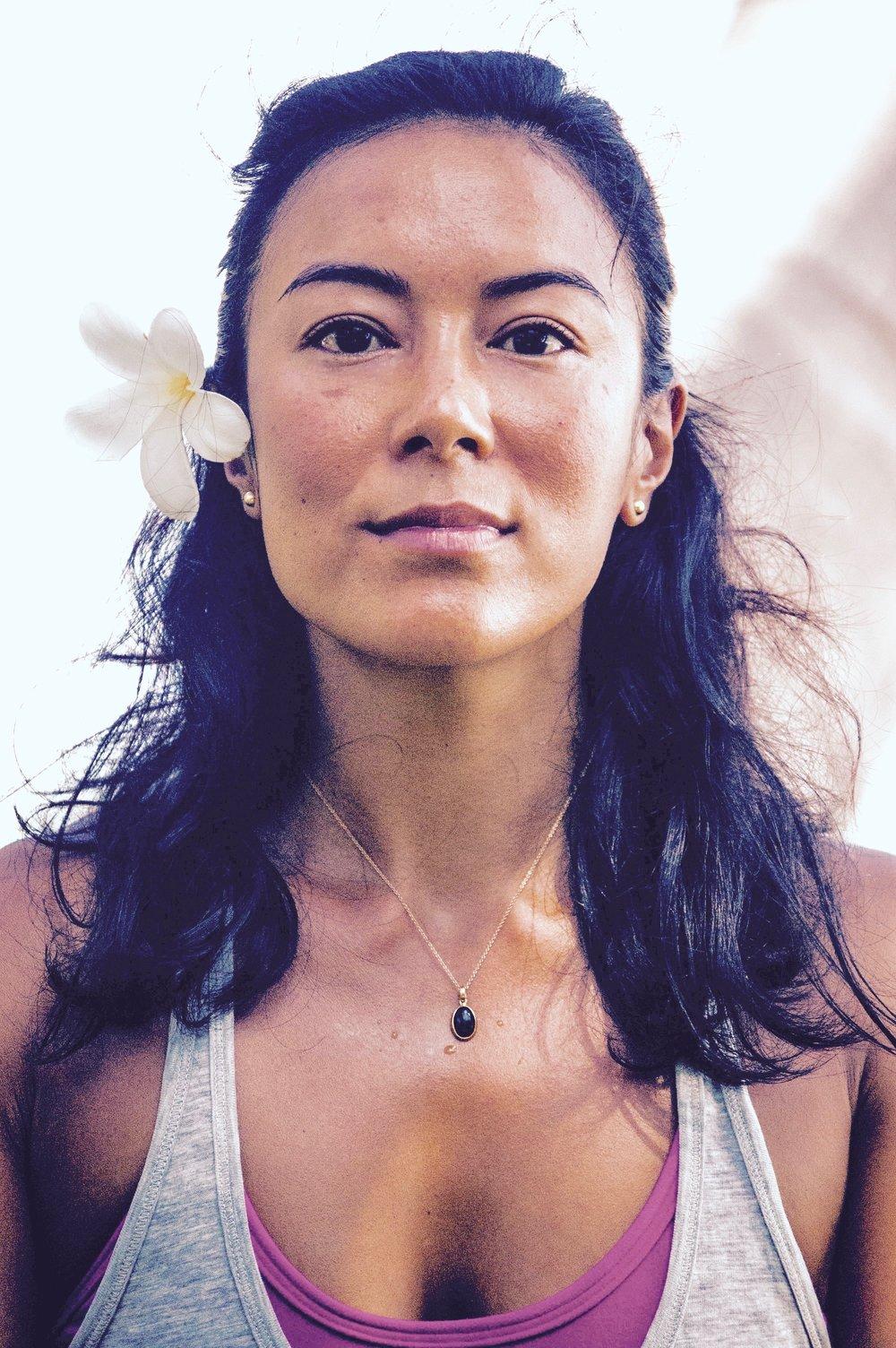 Cristina McLauchlan compassionate + fluid + centered +inspiring + playful