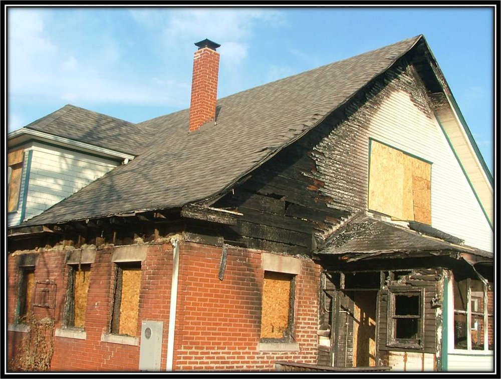 Fire Kansas City Phoenix Restoration Renovation Loss Insurance