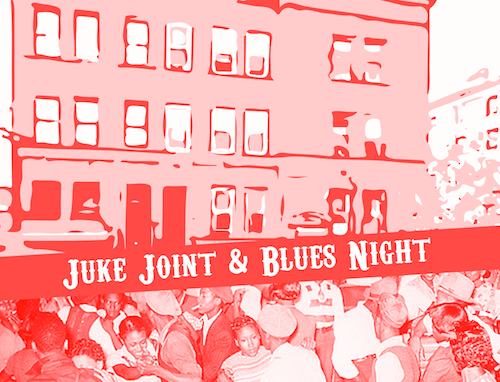 Blues Night with    Juke Joint Band