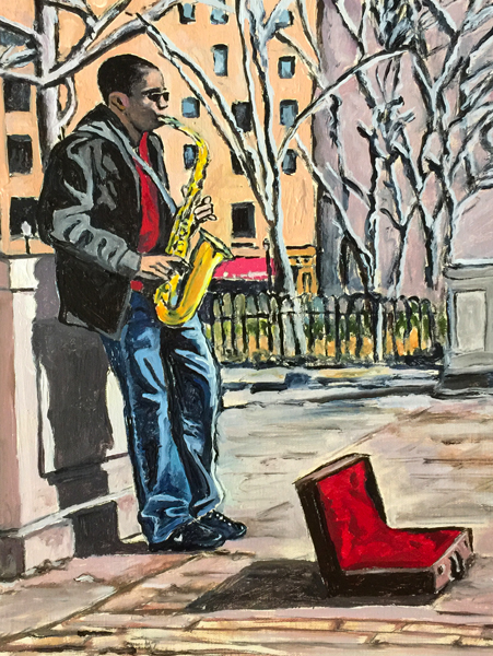Music at Rittenhouse Square