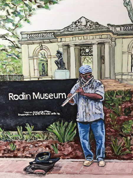 Music at the Rodin