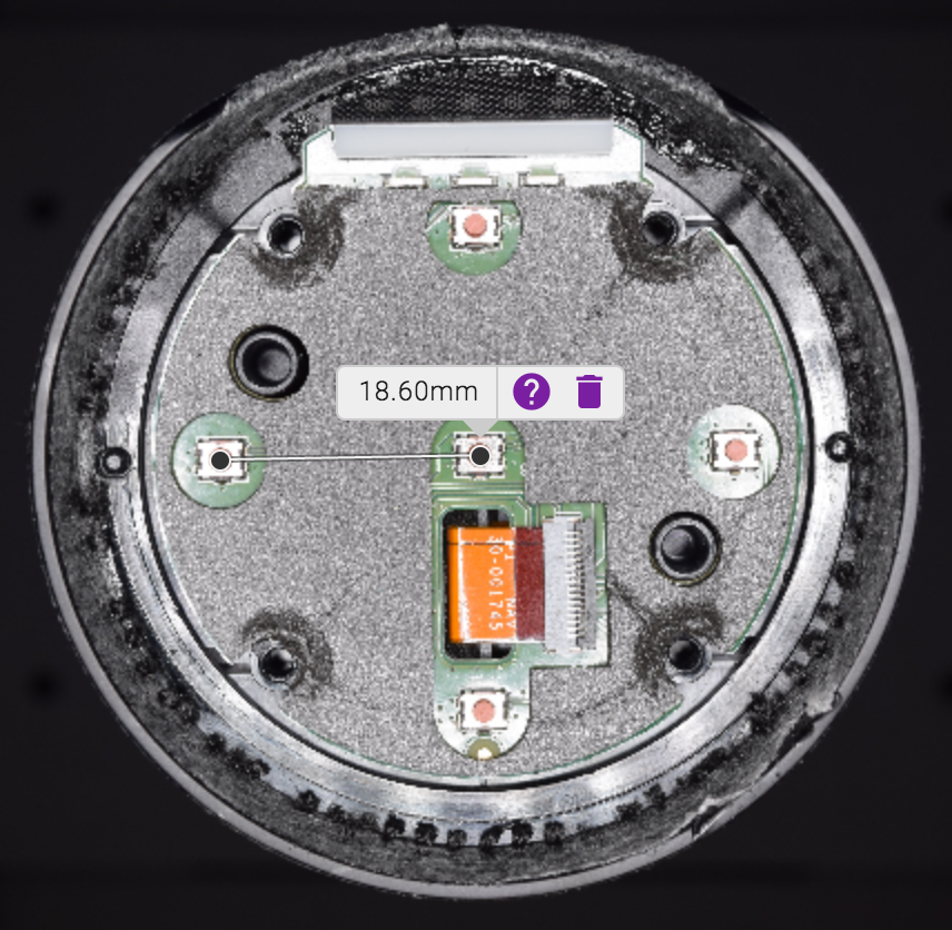 Was a mushy button feel caused by misaligned switches? Instrumental Measure enables engineers to quickly get to the bottom of issues like this by enabling on-demand calibrated measurements.