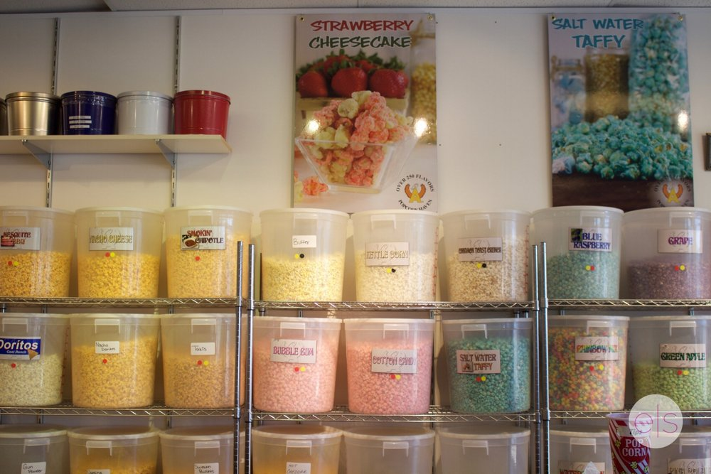 POPCORN HAVEN in Raleigh, NC