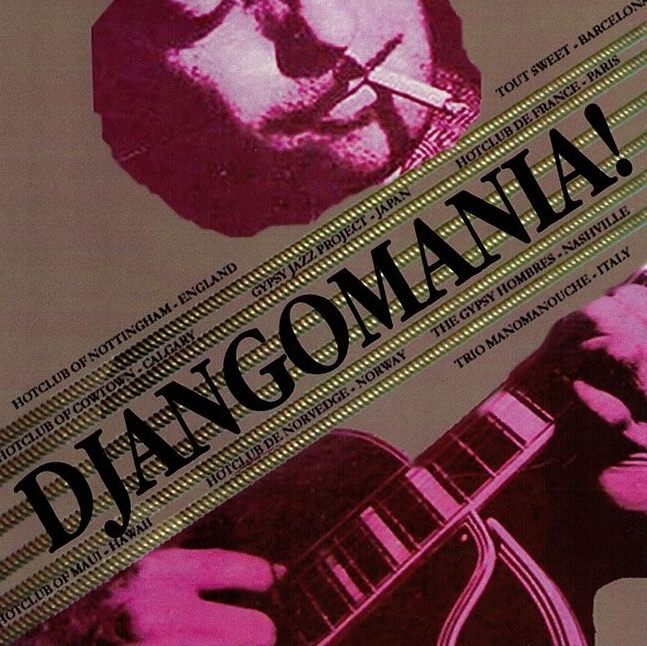 Djangomania!